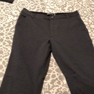 Betabrand dress pants sweat pants like new